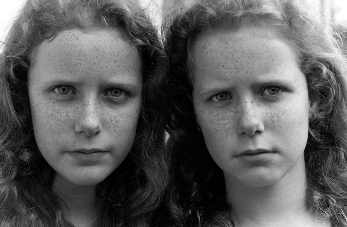 © Noga Shtainer, TWINS Luana and Juliana, 2010 / Courtesy Podbielski Contemporary