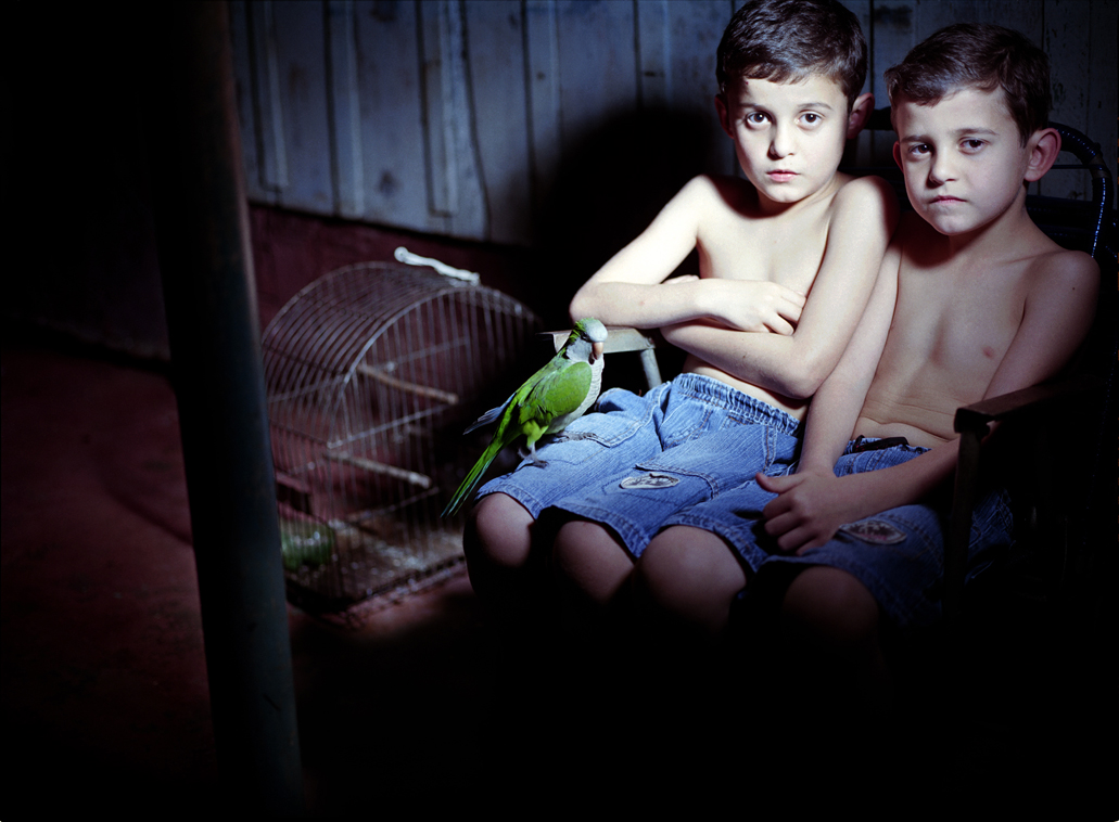 © Noga Shtainer, TWINS Roberto and Renato 2010 / Courtesy Podbielski Contemporary