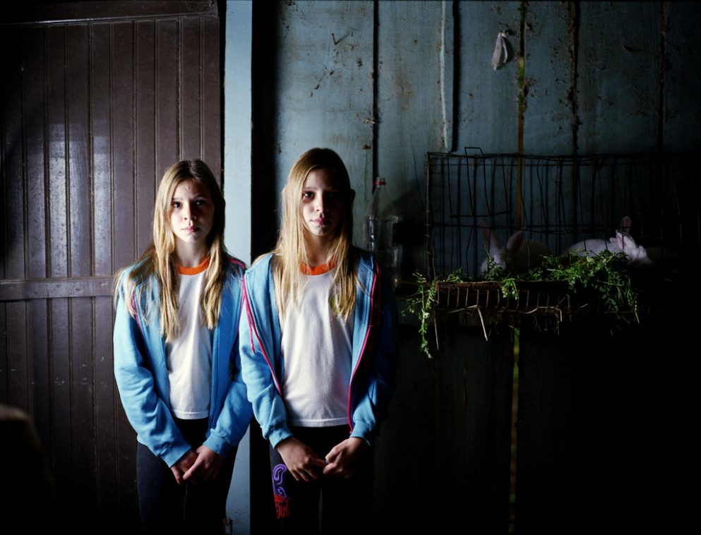 © Noga Shtainer, TWINS Tamara and Samara II 2010 / Courtesy Podbielski Contemporary