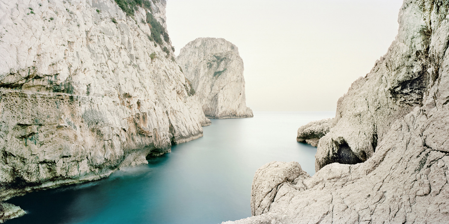 Francesco Jodice, The Diefenbach Chronicles. Capri #010, 2013 / Courtesy Podbielski Contemporary, Berlin