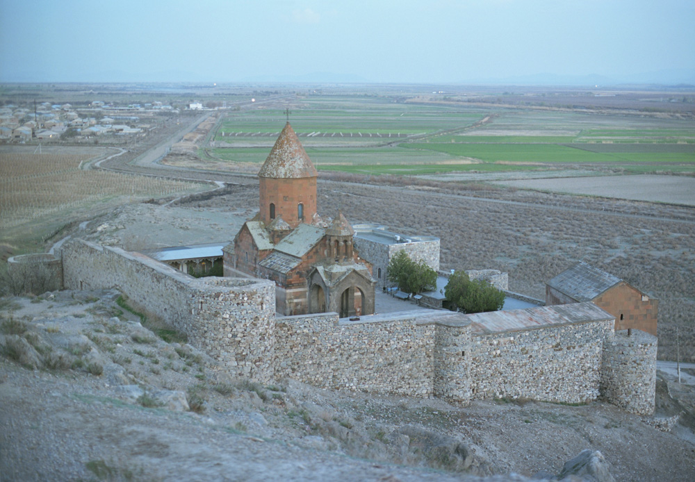 Claudio Gobbi, Khor Virap Armenia, XVII Century / © Claudio Gobbi