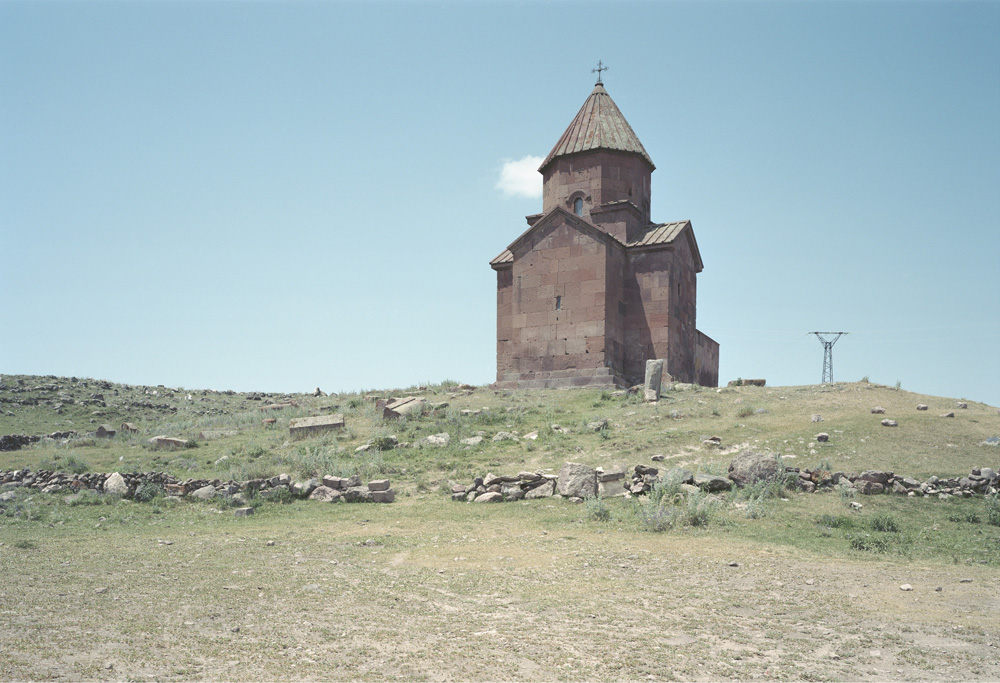 Claudio Gobbi, Lmbatavank Armenia, VII Century / © Claudio Gobbi / Courtesy We Gallery, Berlin