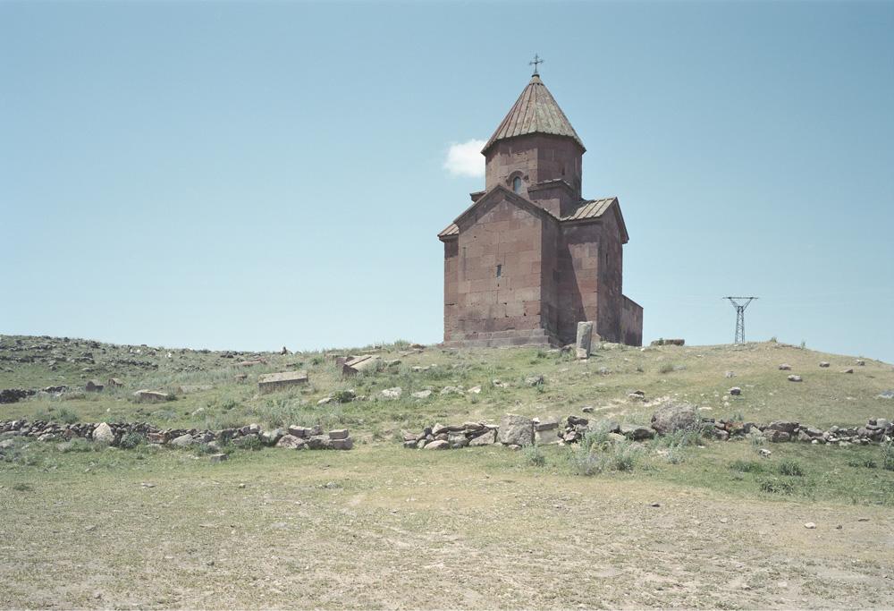 Claudio Gobbi, Lmbatavank Armenia, VII Century / © Claudio Gobbi