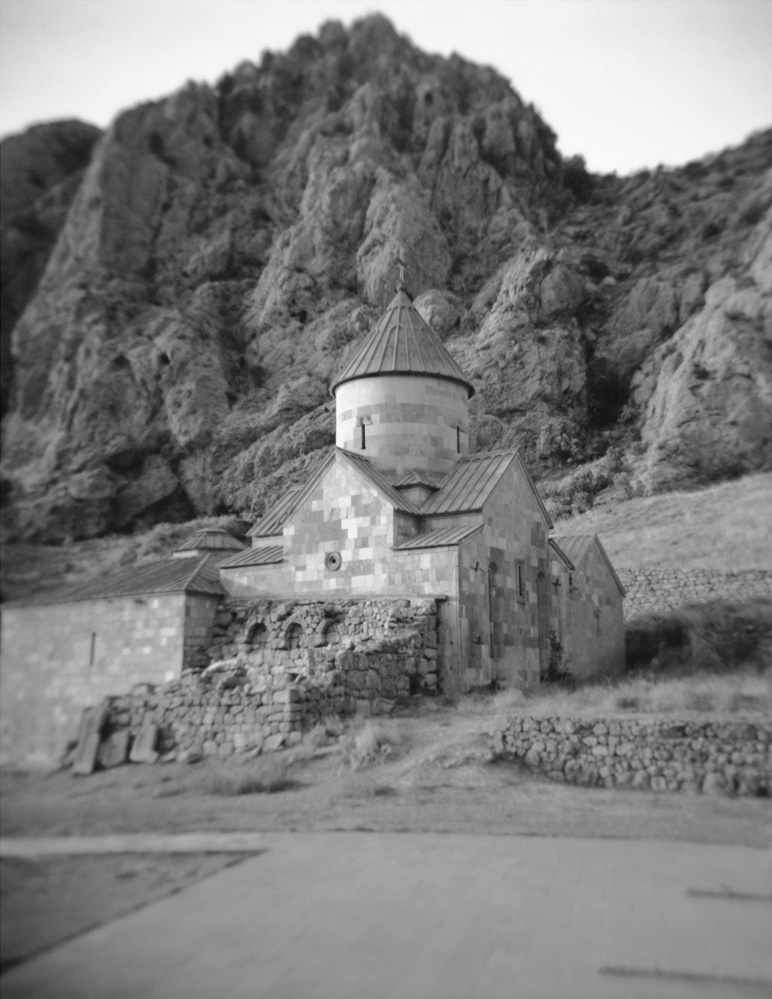 Claudio Gobbi, Noravank Armenia, XIV Century / © Claudio Gobbi