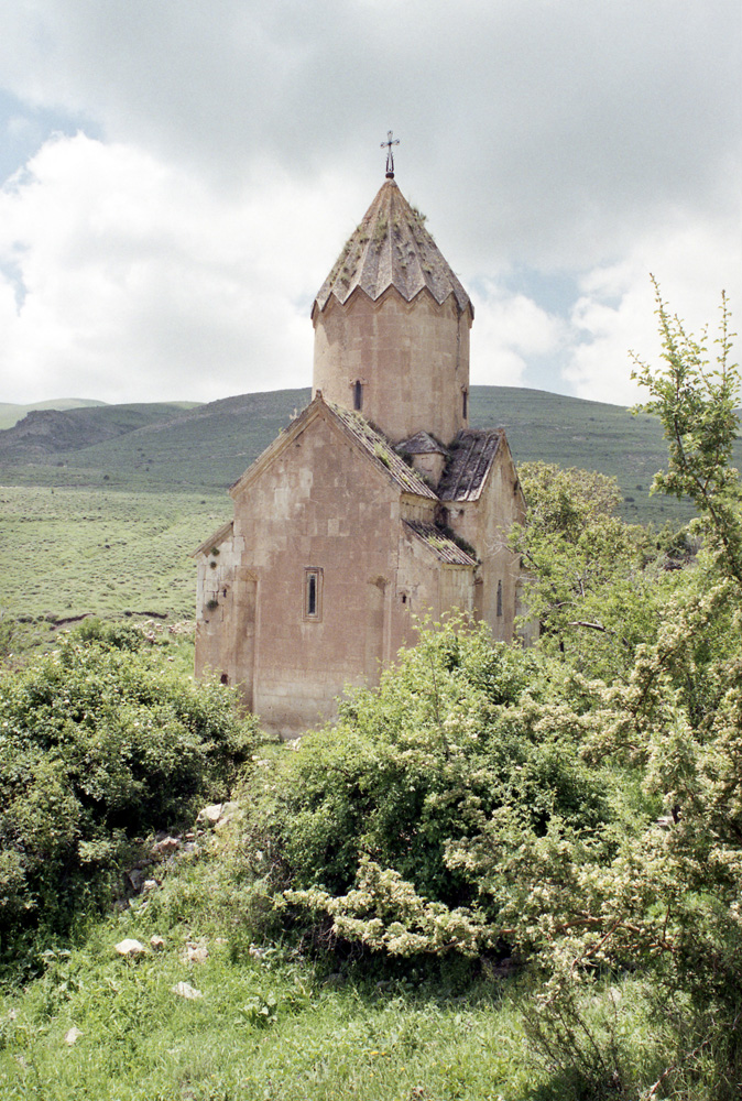 Claudio Gobbi, St.Karapet Vank Armenia, XIII Century / © Claudio Gobbi / Courtesy We Gallery, Berlin