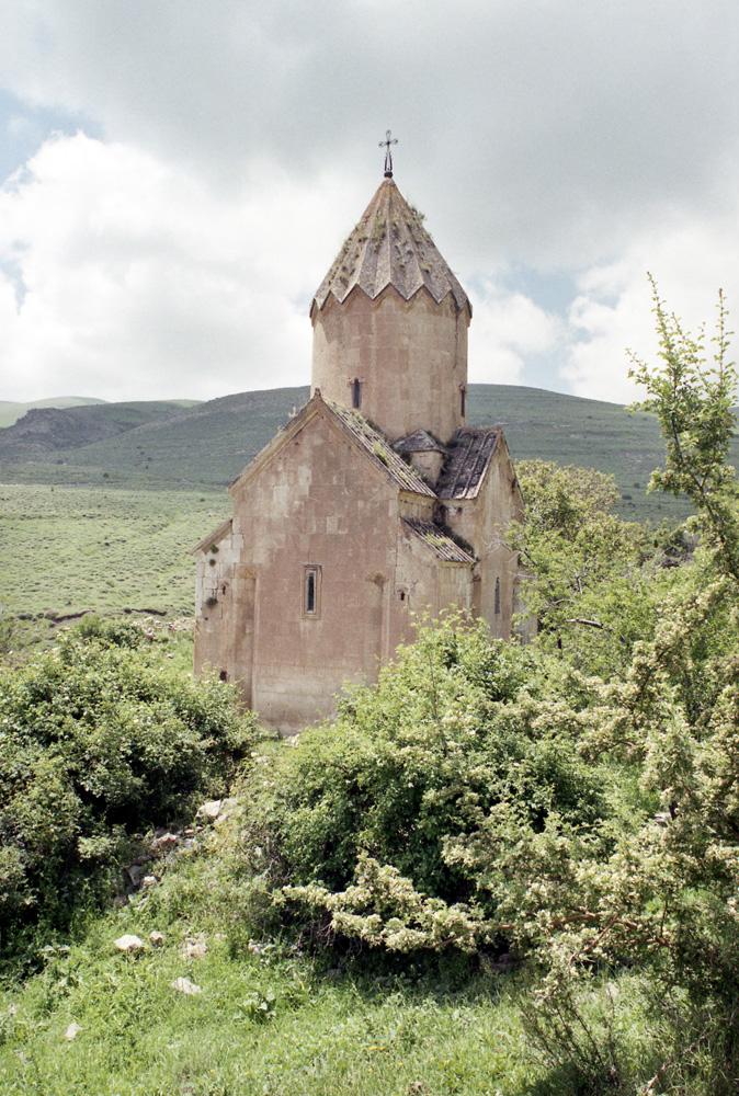 Claudio Gobbi, St.Karapet Vank Armenia, XIII Century / © Claudio Gobbi