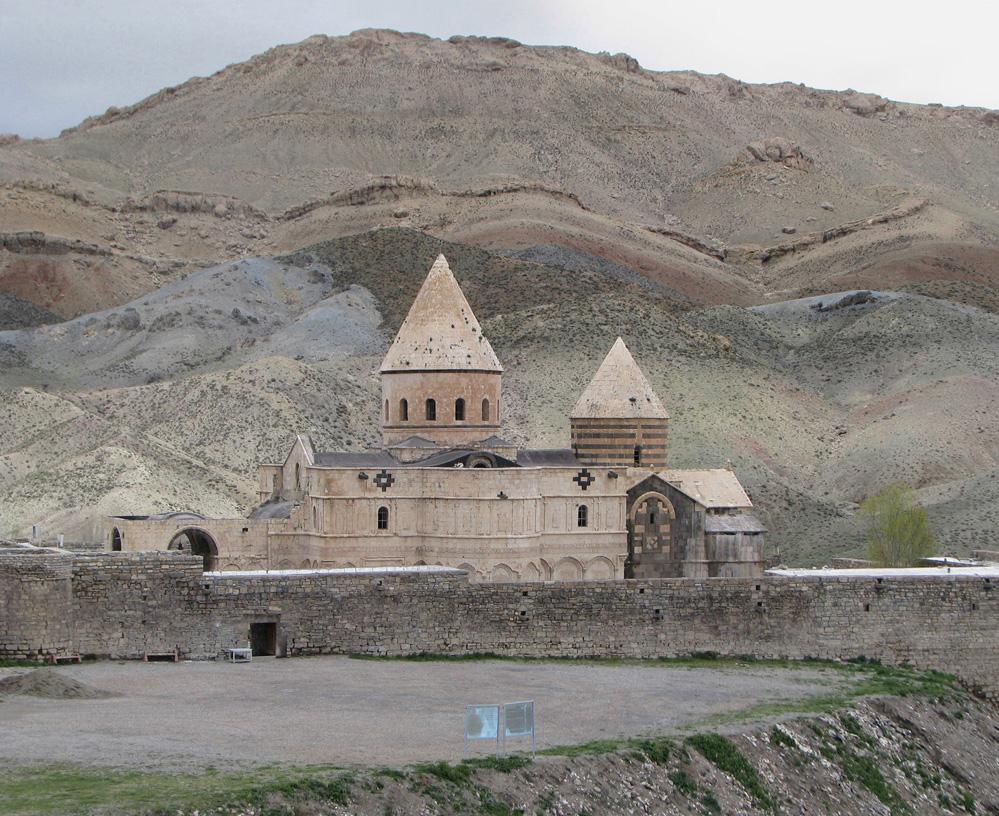 Claudio Gobbi, St.  Thaddeus Monastery Iran, XIV-XIX Century / © Claudio Gobbi