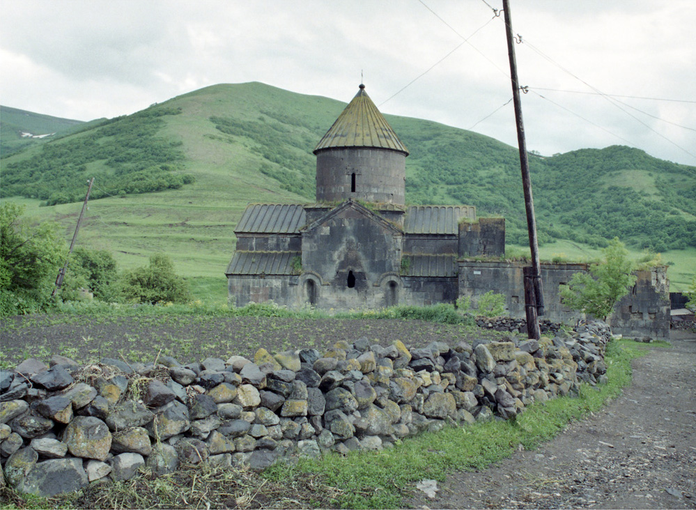Claudio Gobbi, Yeghipatrush Armenia, X-XIII Century / © Claudio Gobbi / Courtesy We Gallery, Berlin