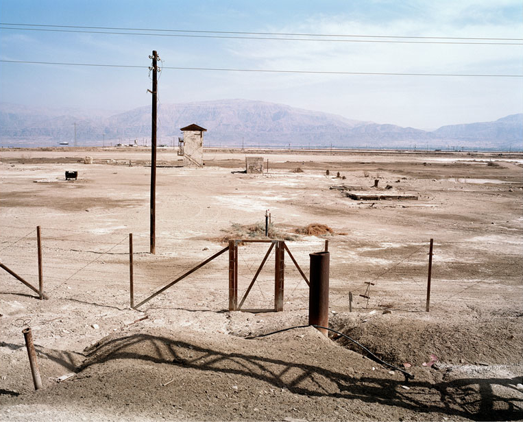 Andréas Lang, Bei Sodom, Israel, 2007