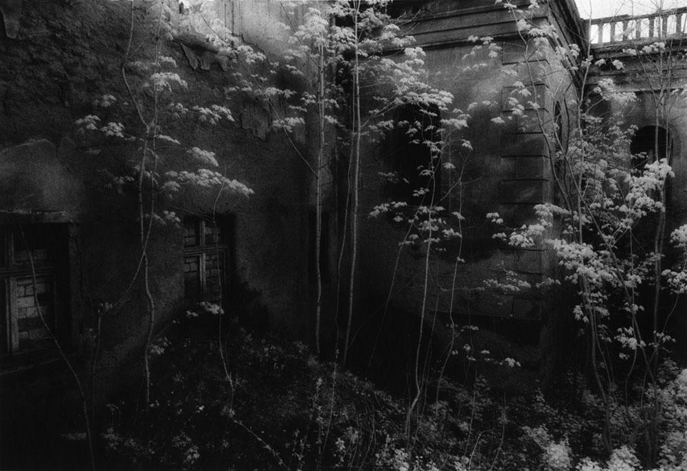 """Andréas Lang """"Das Schloss"""", 35 x 28 cm / © Andréas Lang"""