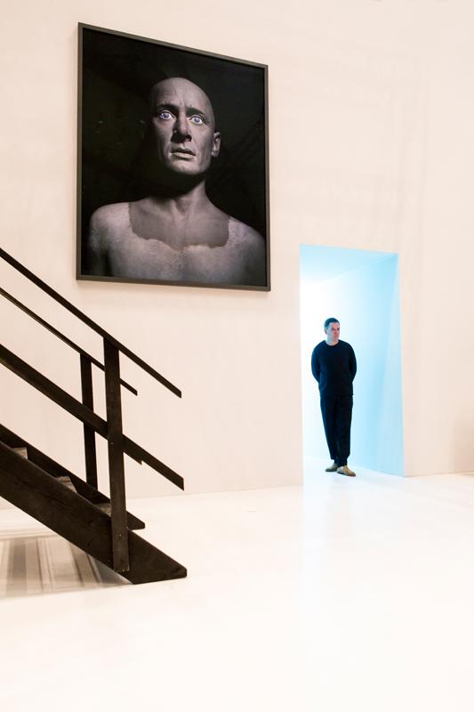 Andreas Mühe, Ausstellungsansicht / Courtesy Florian Büttner