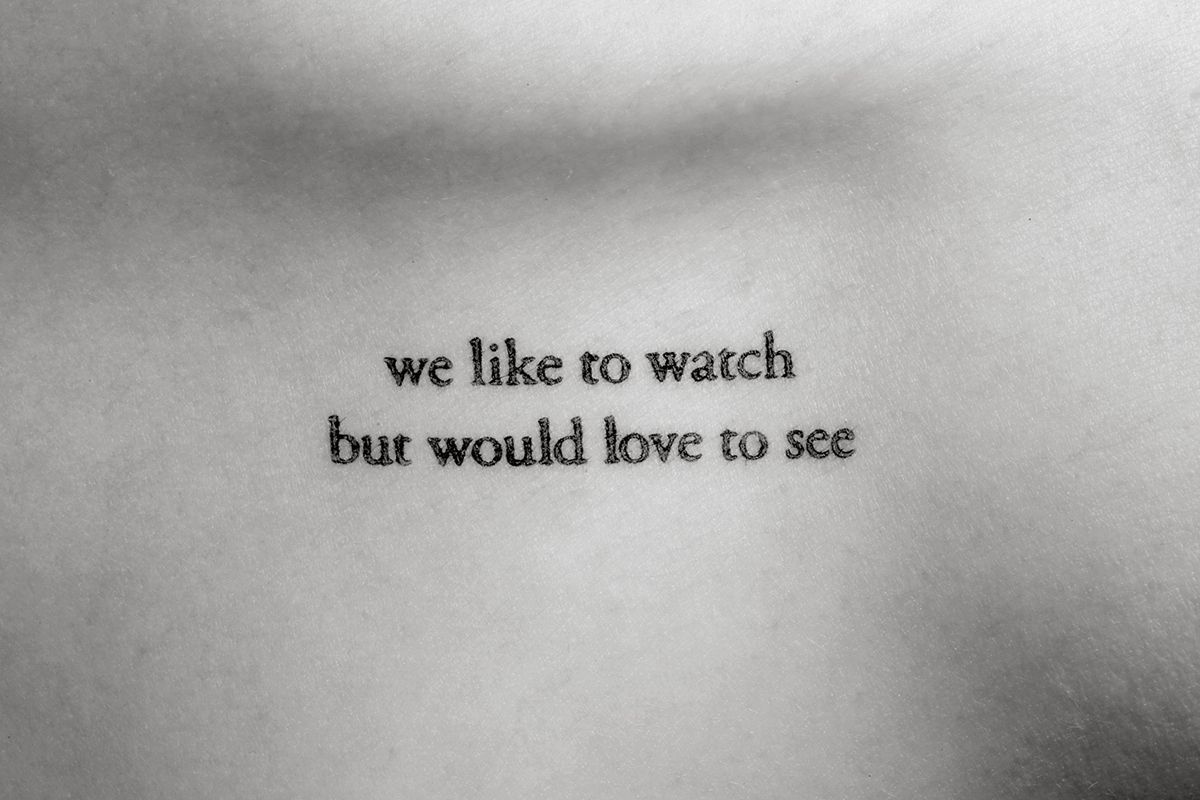 """© Christian Vogt """"We like to watch"""""""