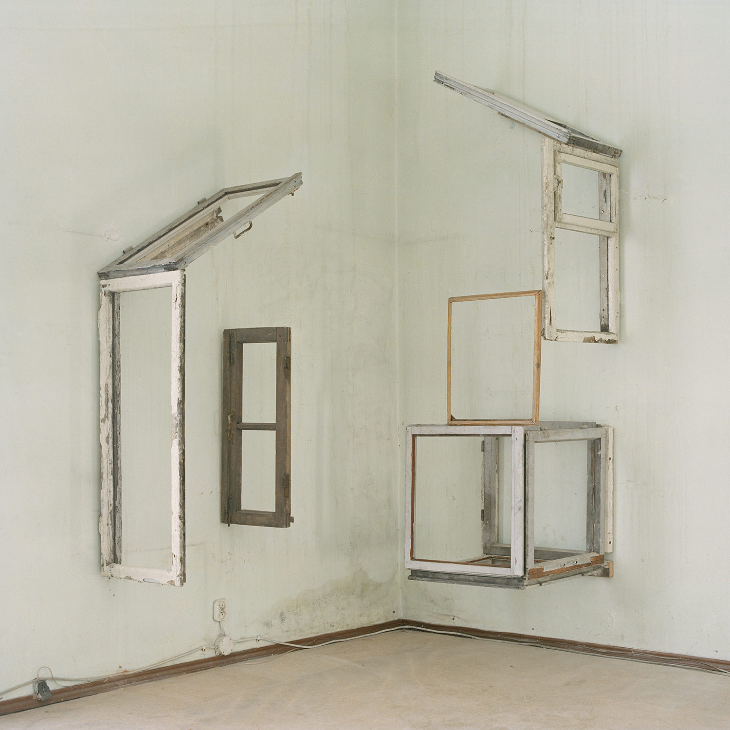© Claire Laude, Ephemeral Intersects, 1, as 1 in 2