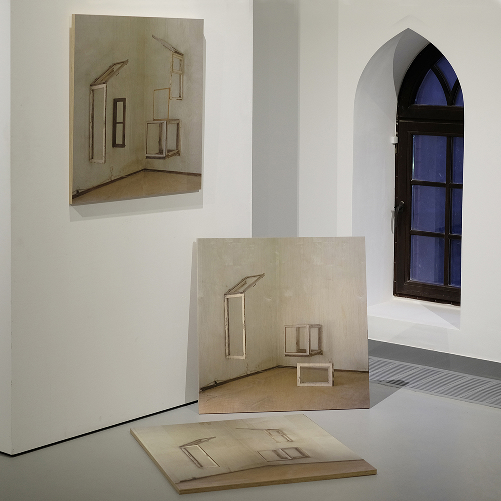 © Claire Laude, Ephemeral Intersects Installation