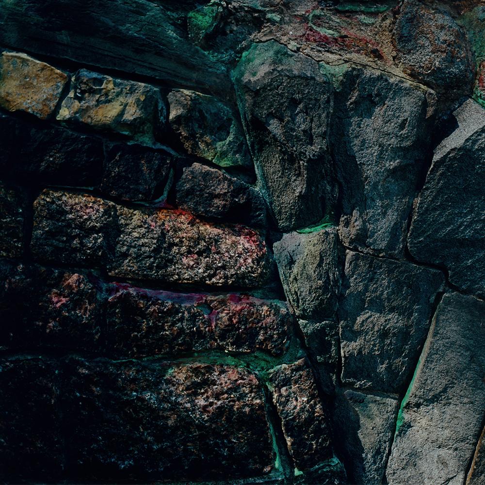 "© Alexander Gehring ""Mauer"", aus: 'Alchemy of Colour', 2018"