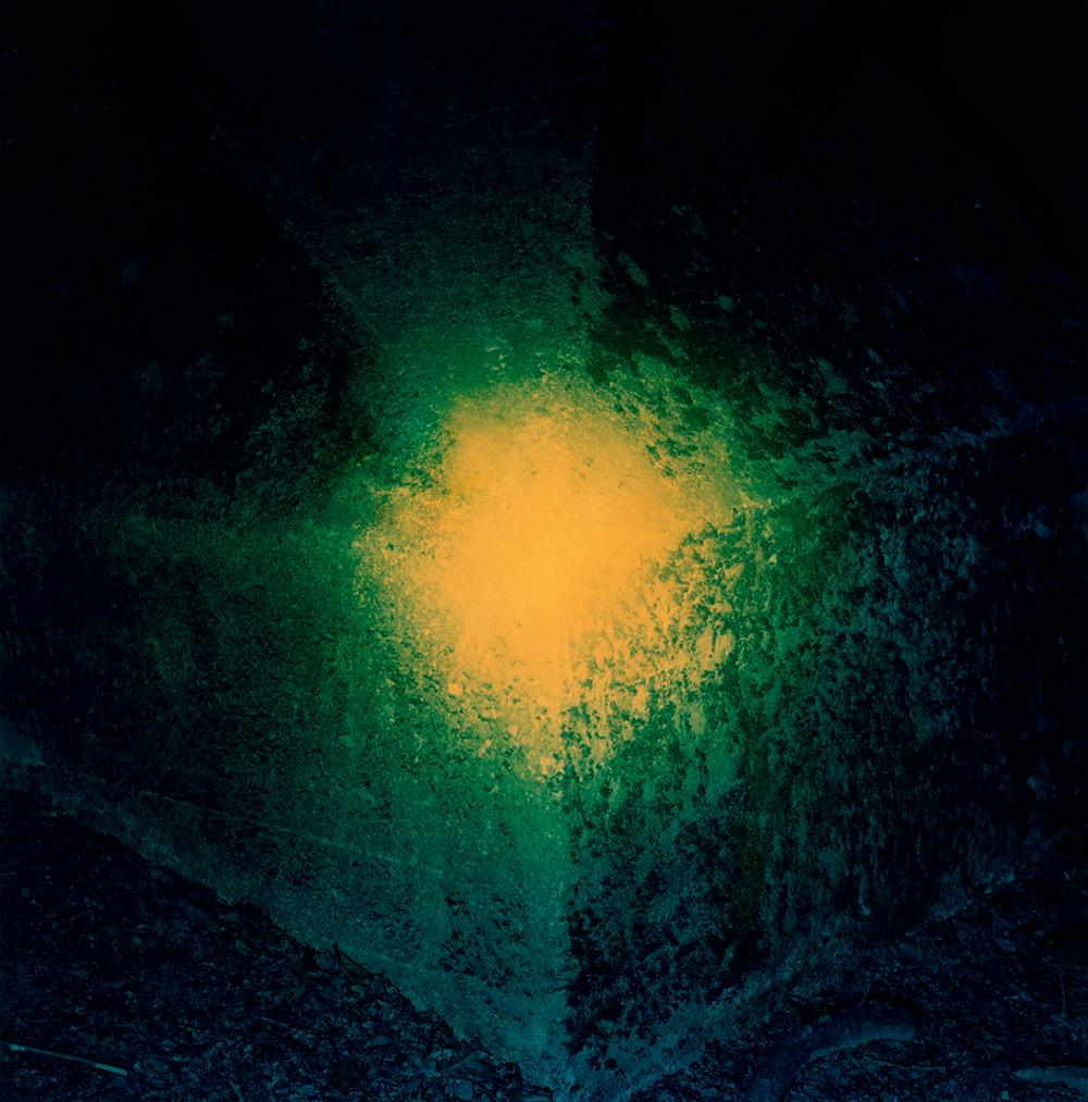 """© Alexander Gehring """"Stein"""", aus: 'Alchemy of Colour', 2018"""