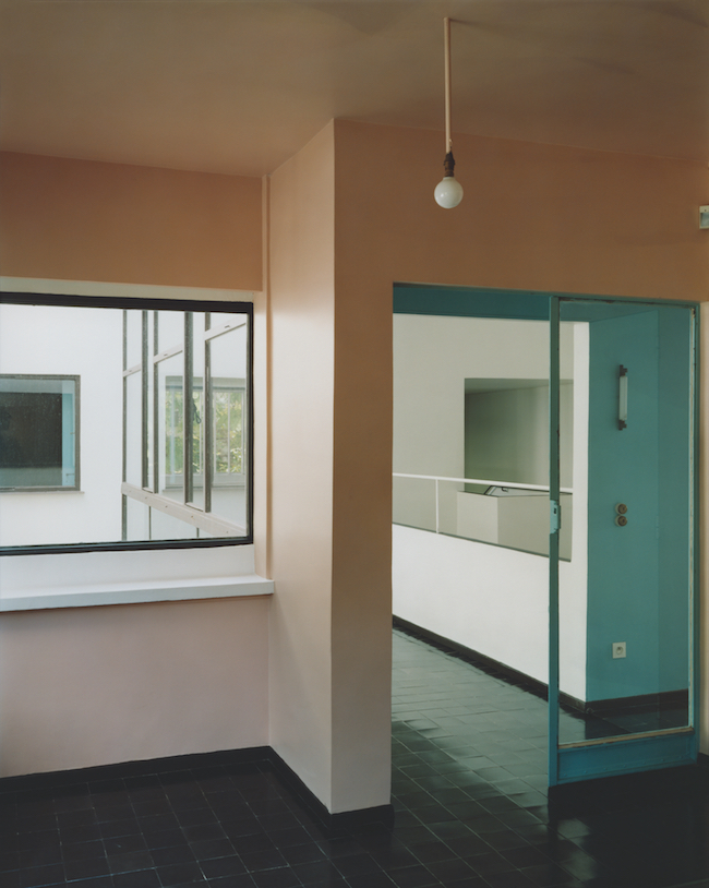 "© Guido Guidi, Maison La Roche, from the series ""Le Corbusier – 5 Architectures"", 2003 / © 2018 Guido Guidi & Fondation Le Corbusier/VG Bild-Kunst, Bonn / Courtesy: Guido Guidi und Kehrer Galerie in Kooperation mit 1/9 unosunove."