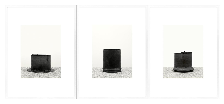 © Isabelle Le Minh, Objektiv 3.2 / from the series »Objektiv, after Bernd & Hilla Becher«, 2015