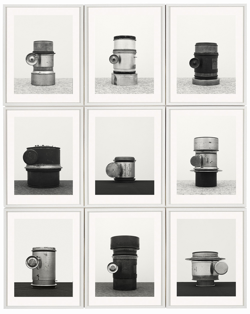 © Isabelle Le Minh, Objektiv 9.1 / from the series »Objektiv, after Bernd & Hilla Becher«, 2015
