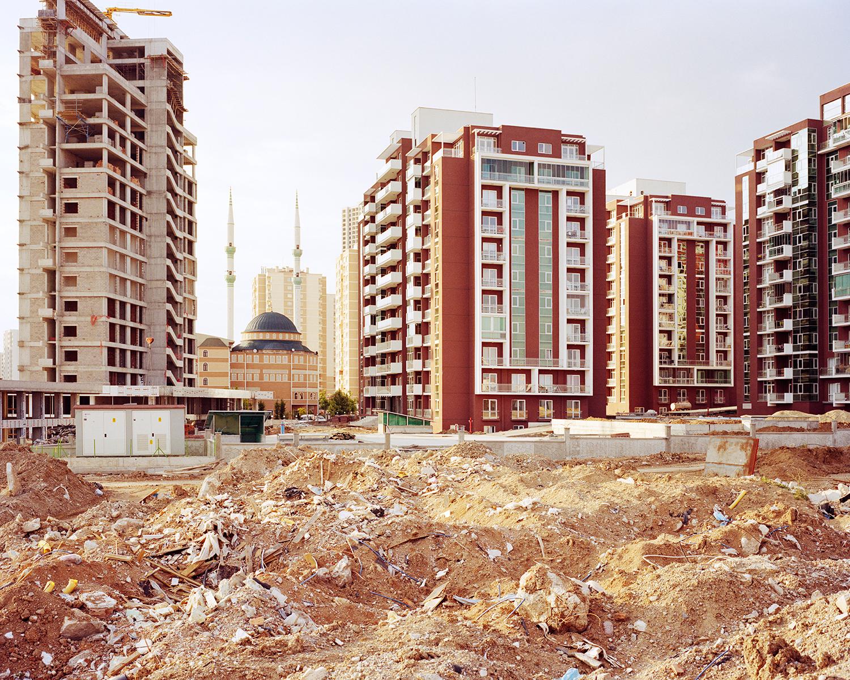 "© Norman Behrendt, from the series ""Brave New Turkey"", Niyaziye Cami-i Serifi, realized 2015, Yenimahalle, Ankara, 2015"