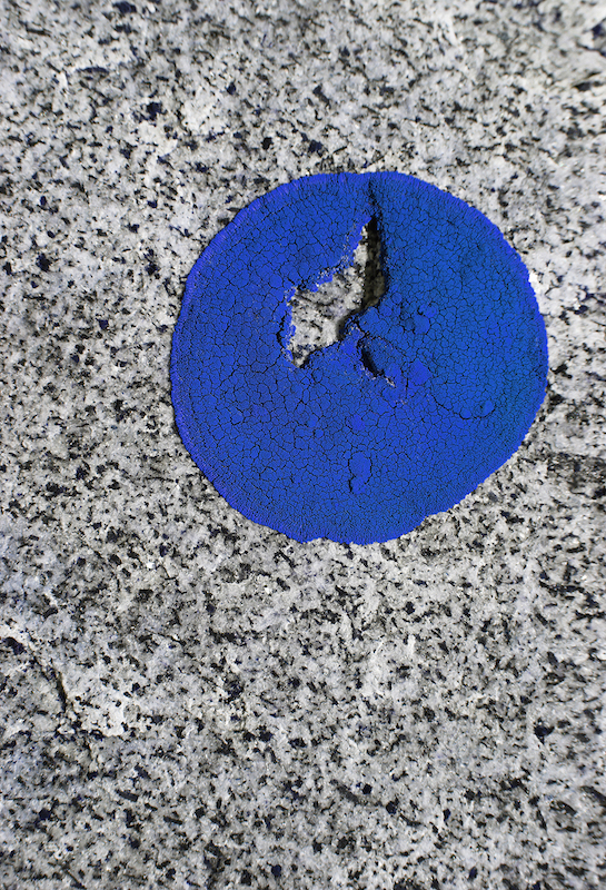 "© Jessica Backhaus, ""Blue Note"", 2015 / Courtesy Robert Morat Galerie"