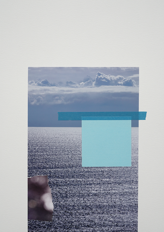 "© Jessica Backhaus, ""New Horizon"", 2017 / Courtesy Robert Morat Galerie"
