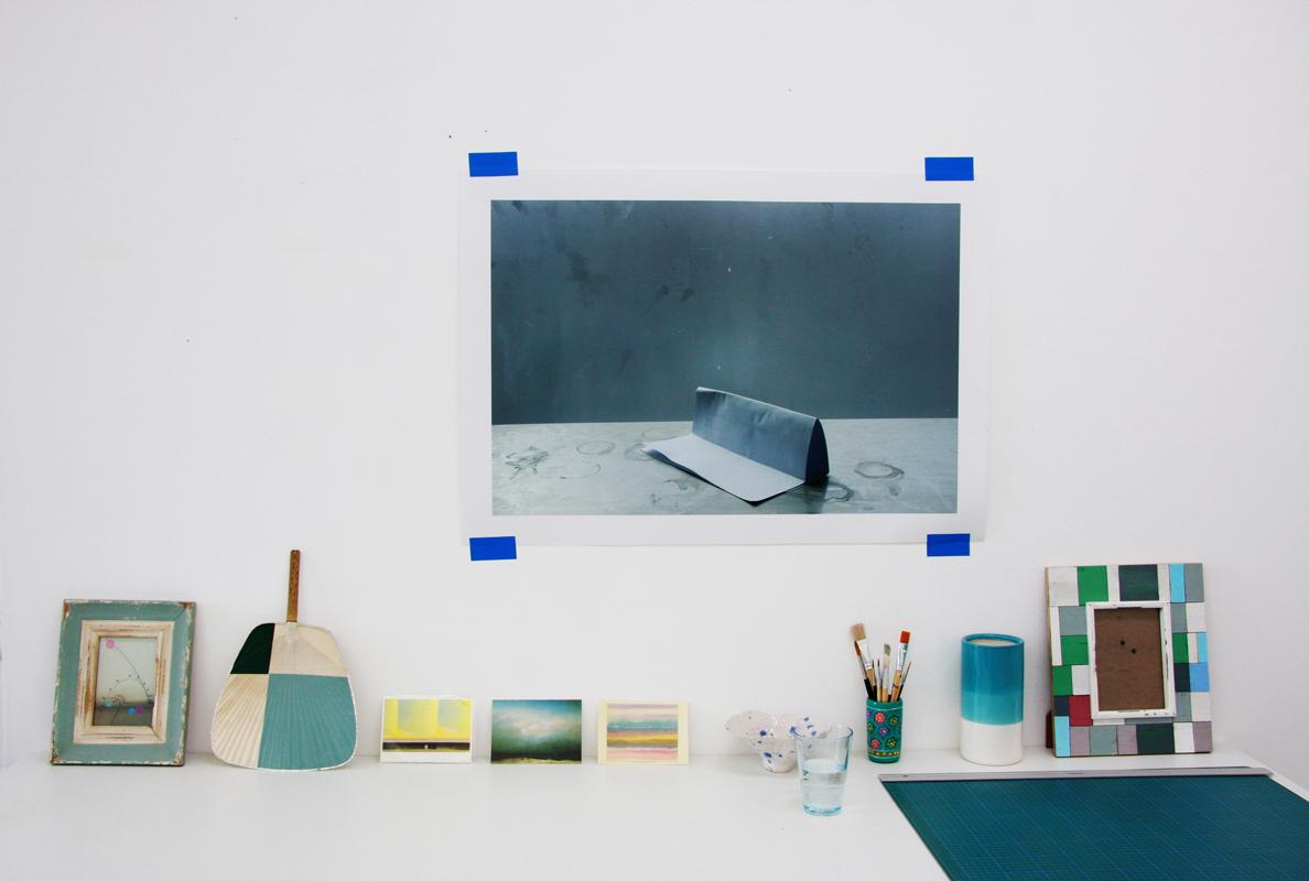 StudioVisits Jessica Backhaus / © Photo: Nadine Ethner