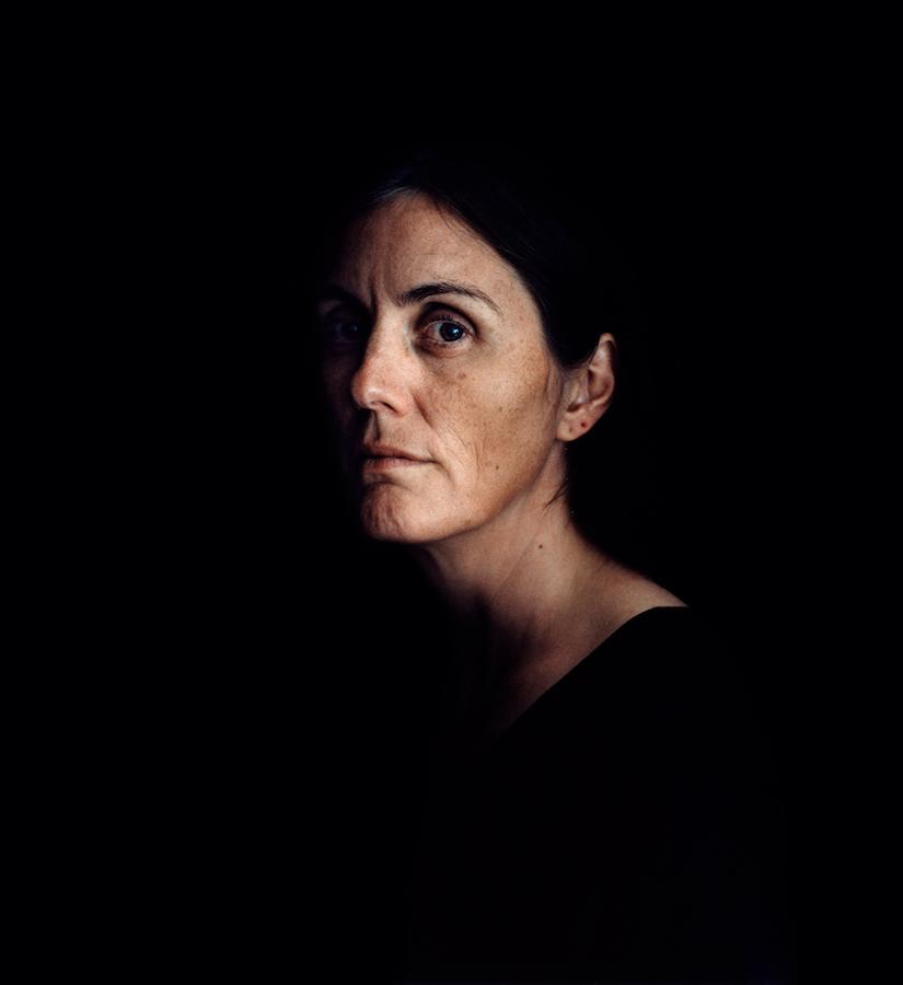 © Brigitte Lustenberger, Who am I looking at III / Courtesy Christophe Guye Gallery