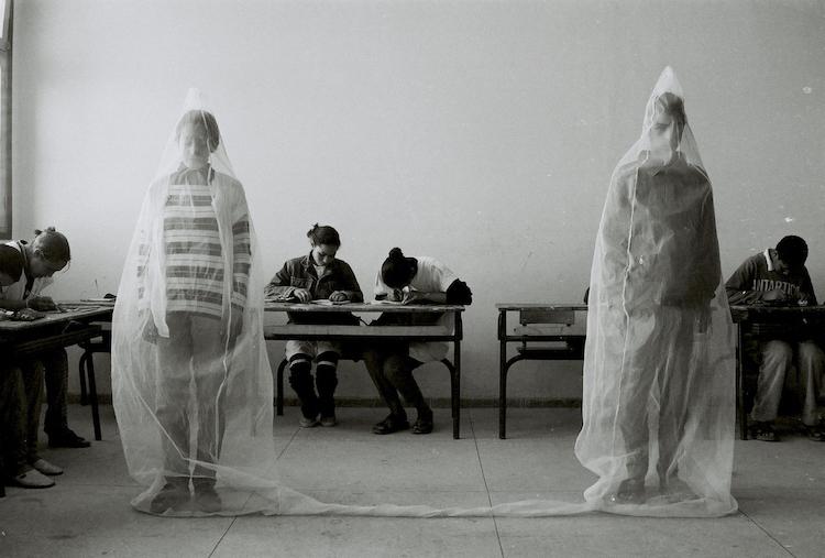 © Benohoud Hicham, La Salle de Classe, 1994–2000, #19