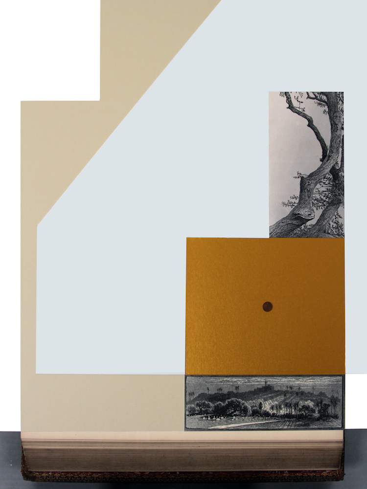 © Hazem Harb, Gaza Series #3, C-Print, Archival Photography Collage on fine art paper, 2017 / Courtesy Tabari Artspace, Dubai