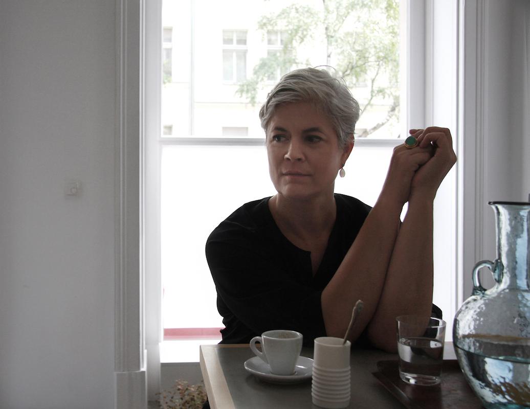 Portrait Friederike von Rauch / © Photo: Nadine Ethner