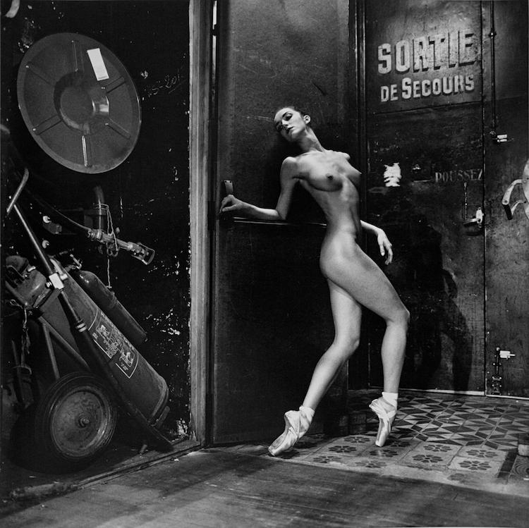 Helmut Newton Ballet de Monte Carlo, 1992 © Helmut Newton Estate