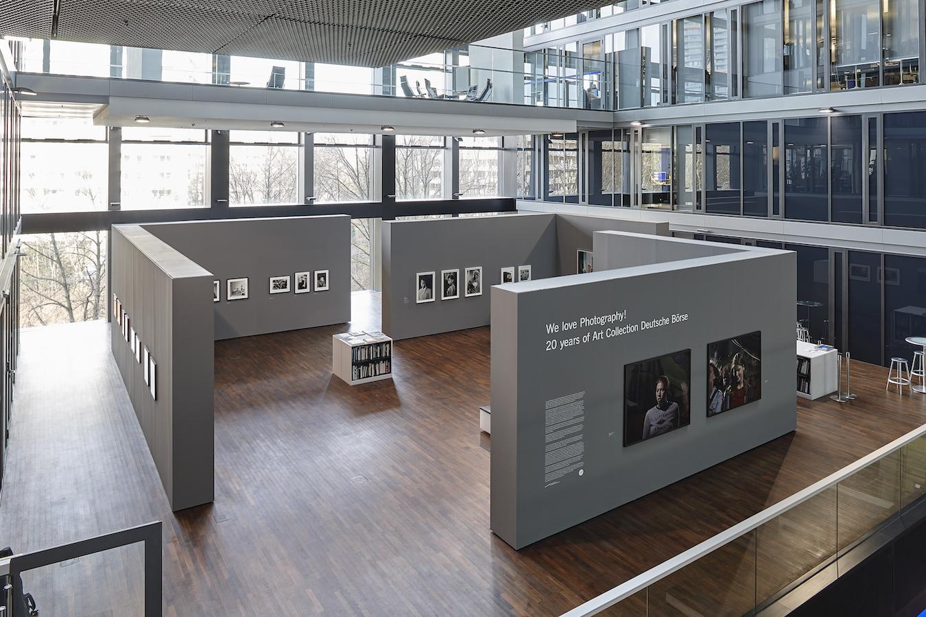 """© Albrecht Haag / Installation View """"We love Photography"""", Deutsche Börse Photography Foundation, 2019"""