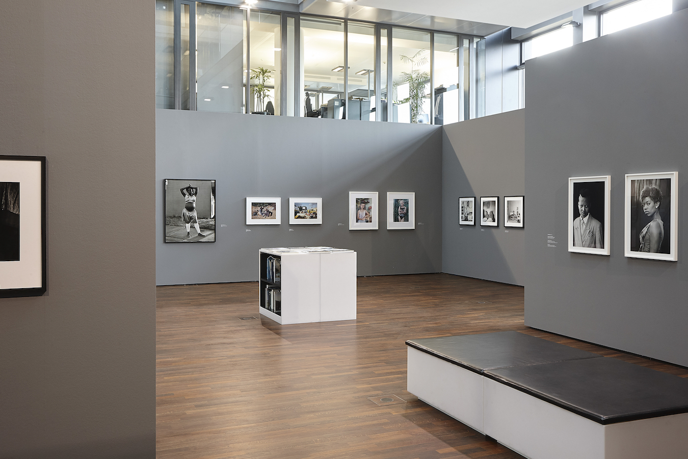"© Albrecht Haag / Installation View ""We love Photography"", Deutsche Börse Photography Foundation, 2019"