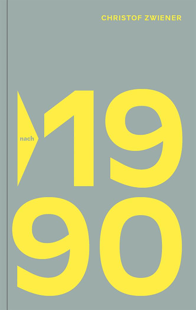 """Christof Zwiener / Book Cover """"nach 1990 – Fokus Fahnenmast"""", Vexer Verlag"""