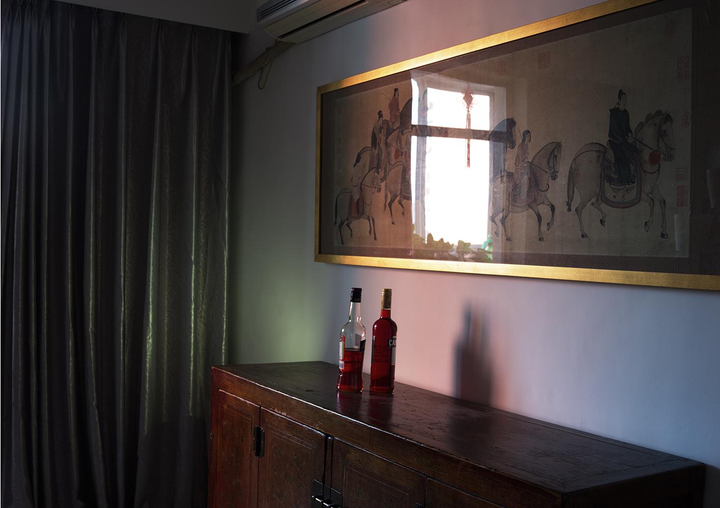 © Anna Lehmann-Brauns, Beijing Series, Esszimmer Beijing