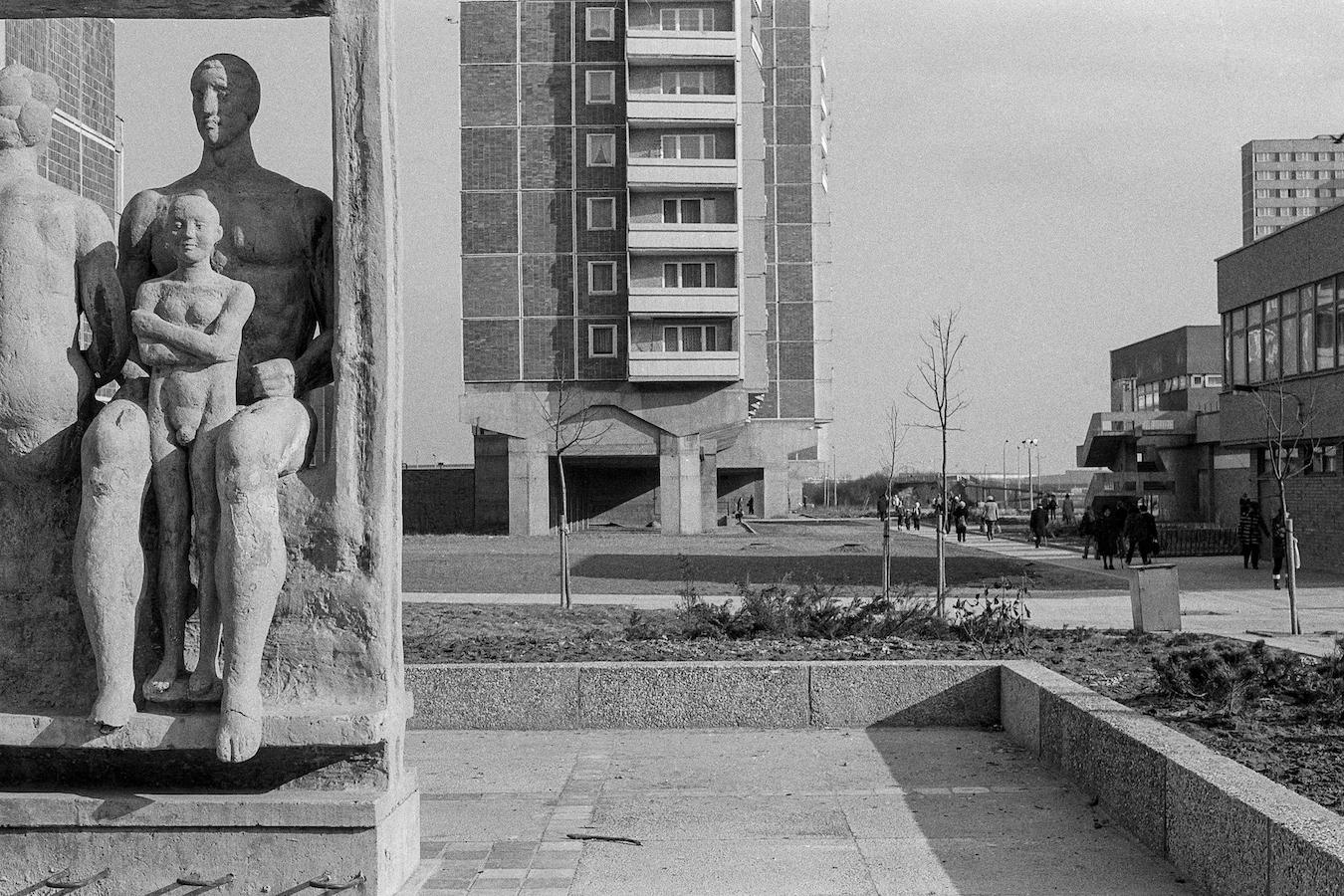 Ulrich Wüst, Rostock, 1982 © Ulrich Wüst