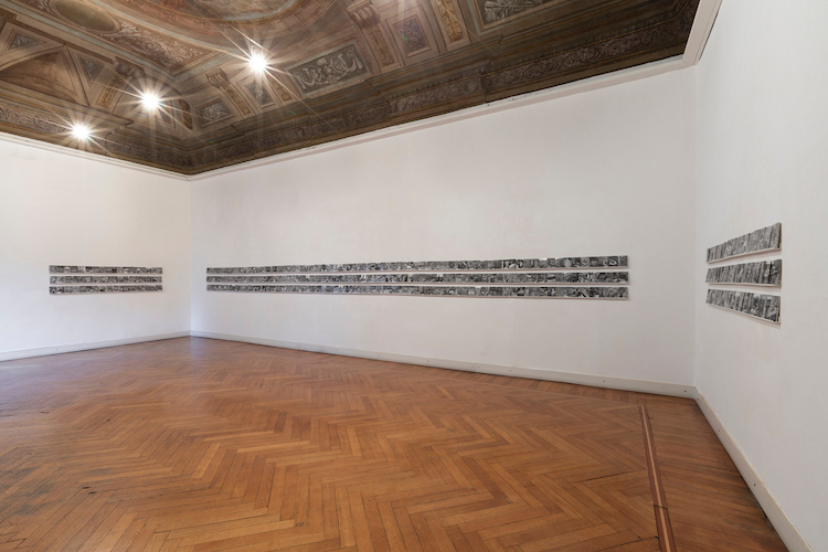 Daniela Comani, Planet Earth, Installation view; Milano, 2020