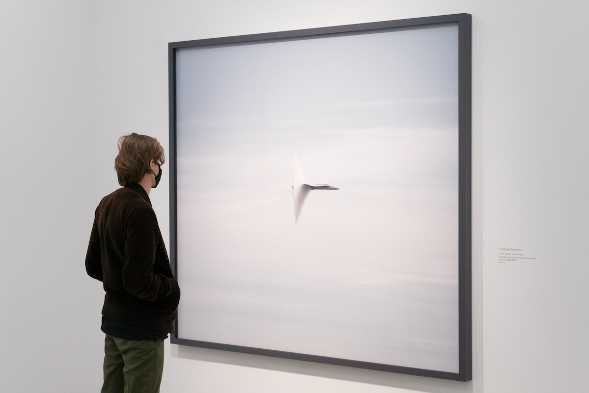 Installation view - Time Present. Photography from the Deutsche Bank Collection (June 10, 2020-February 8, 2021) / Installationview Andrea Galvani, Photo: Mathias Schormann