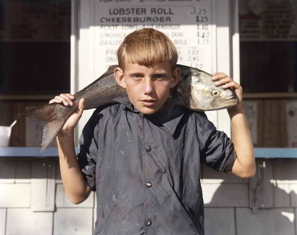 Joel Meyerowitz Chuckle, Provincetown, 1980 © Joel Meyerowitz, courtesy of the Howard Greenberg Gallery