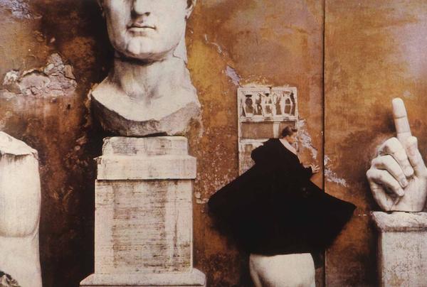 Sheila Metzner Fendi Campidoglio, 1986 © Sheila Metzner