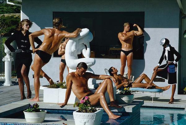 Helmut Newton Stern, Los Angeles, 1980 © Helmut Newton Estate