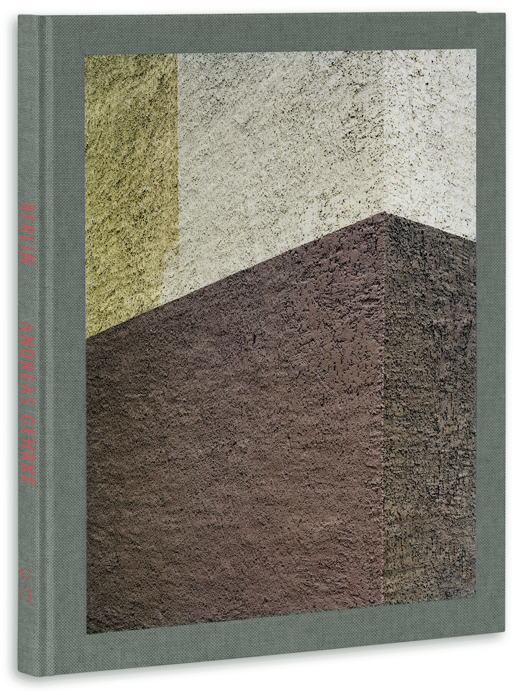 © Andreas Gehrke, BERLIN, Book Cover