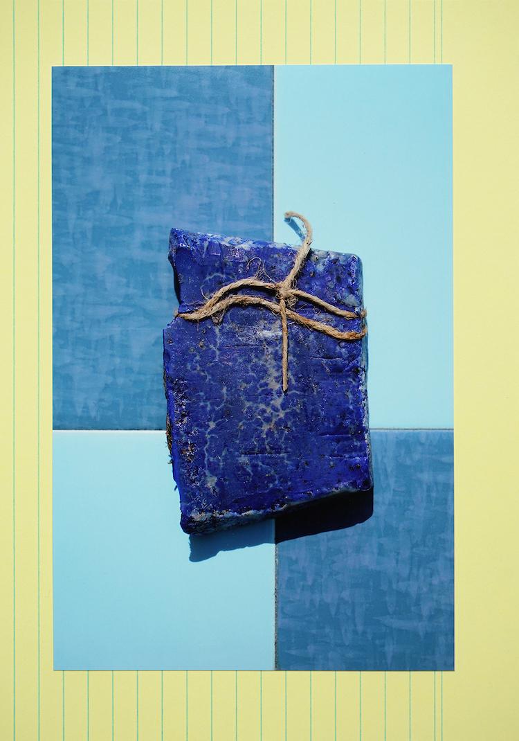 © Jessica Backhaus, Blue Soap 2020