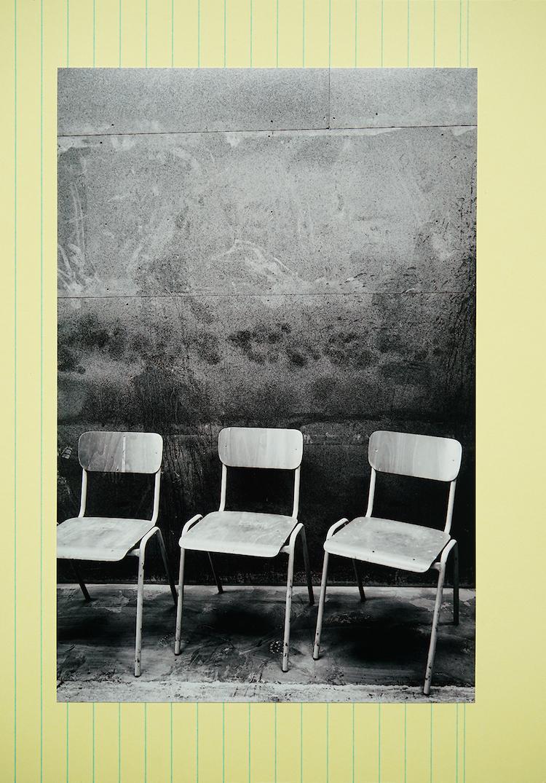 © Jessica Backhaus, Chairs, 2020