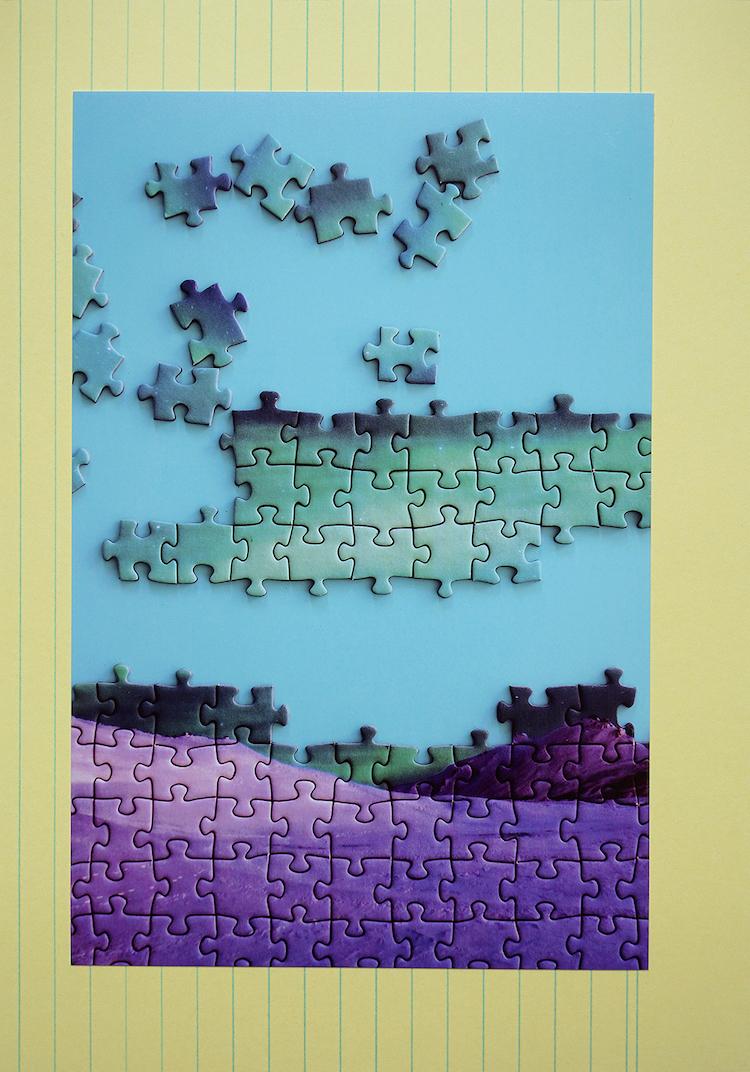 © Jessica Backhaus, Puzzle, 2020