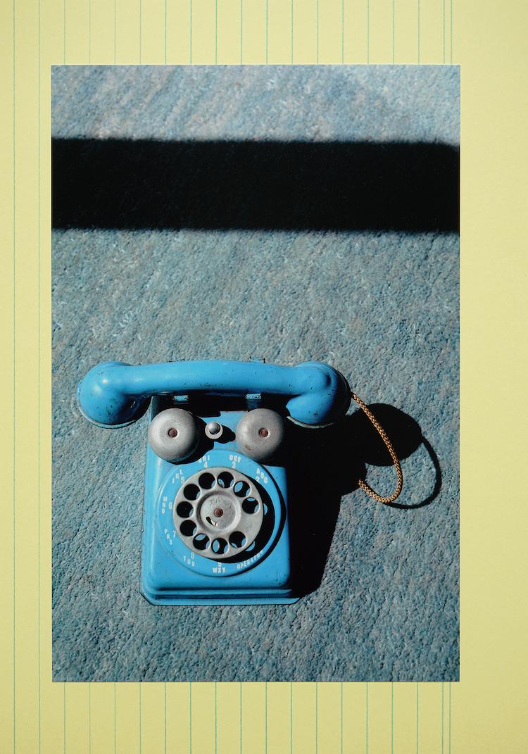 © Jessica Backhaus, Telephone, 2020