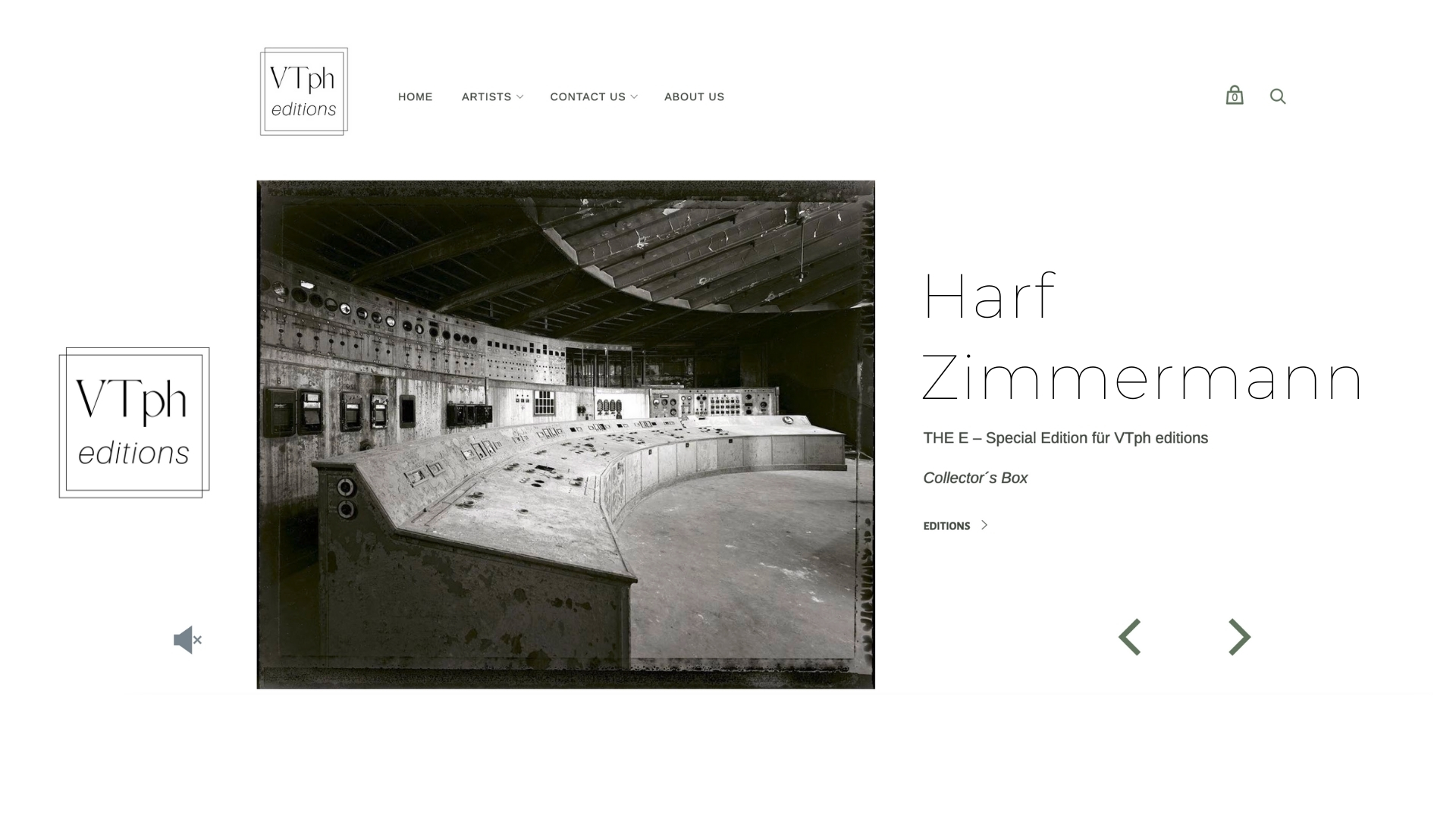 VTph editions Harf Zimmermann